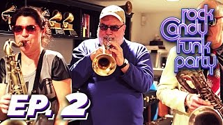 Grooove Is King - The Musicians - Randy Brecker & Ada Rovatti | Webisode 2