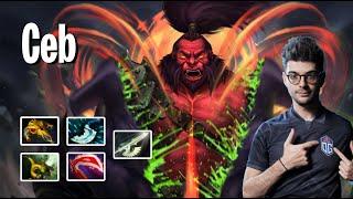 Ceb - Axe | Dota 2 Pro Players Gameplay | Spotnet Dota 2