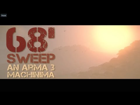 ARMA 3  -  68SWEEP      (Machinima/Video)
