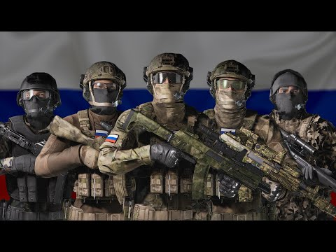 BEST Russian Special Forces Outfits!!! Spetsnaz GRU, FSB Alpha Group | Ghost Recon Breakpoint |