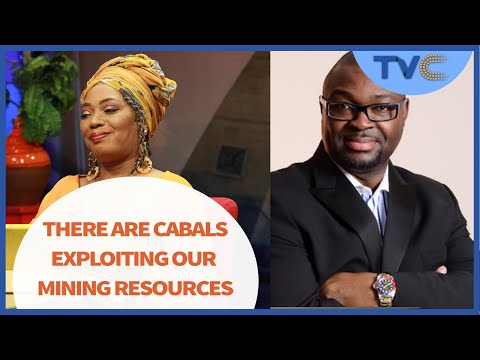 Cabals Taking Over Nigeria's Mining Resources - One Of Nigeria's Biggest Scandals