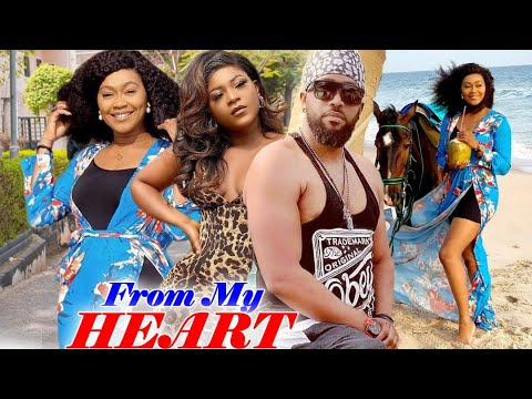 From My Heart Complete Movie  - (NEW MOVIE) Fredrick Leonard 2021 Latest Nigerian Nollywood Movie