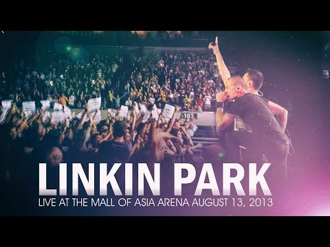 Linkin Park Live in Manila Full Concert 2013