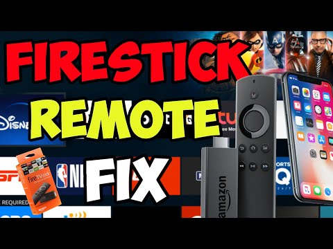 Firestick Remote Wont Work