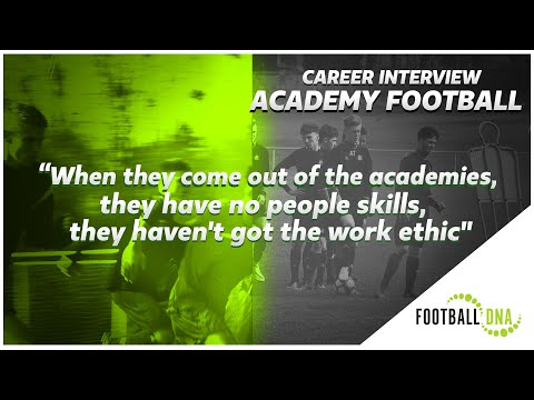 Academy Football & Getting Released with Jamie Lawrence & Robin Shroot