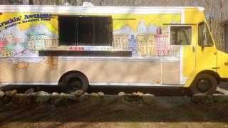 Custom Food Trucks, Trailers & Carts - Cart Concepts