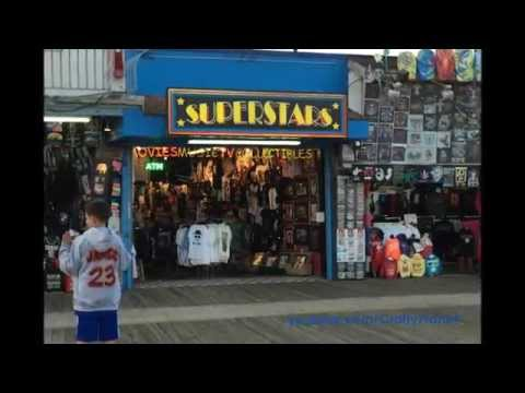 How Many Tee Shirt Shops Are On The Boardwalk In Wildwood New Jersey ???