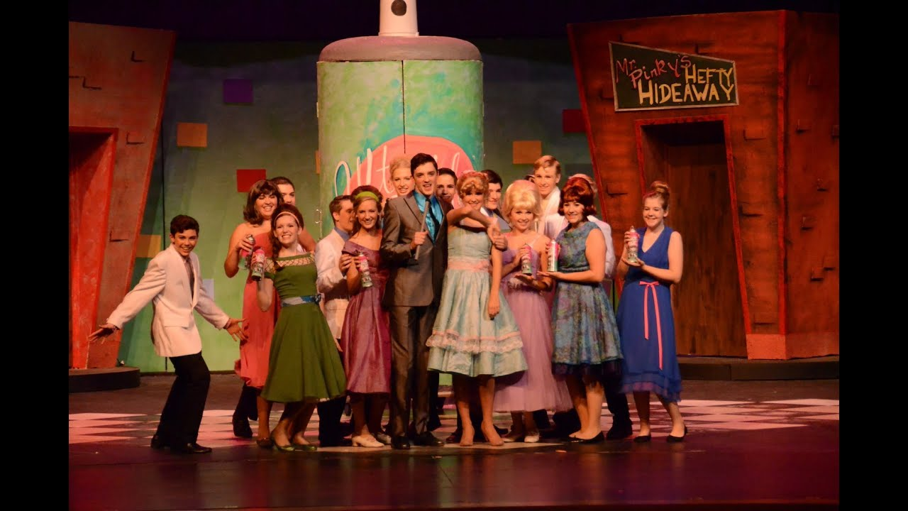 Hairspray- Oconomowoc High School 2013 Hairspray - YouTube