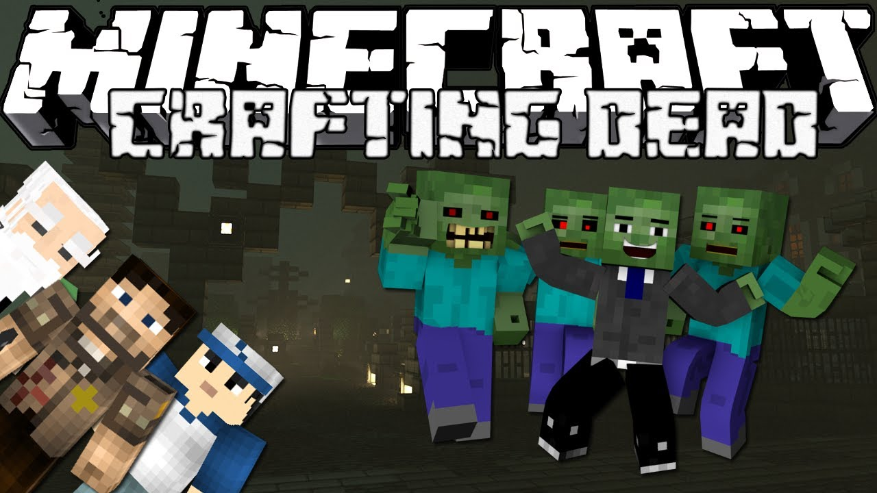 the crafting dead mod minecraft mods showcase crafting dead mod 1 8 1 7 5576