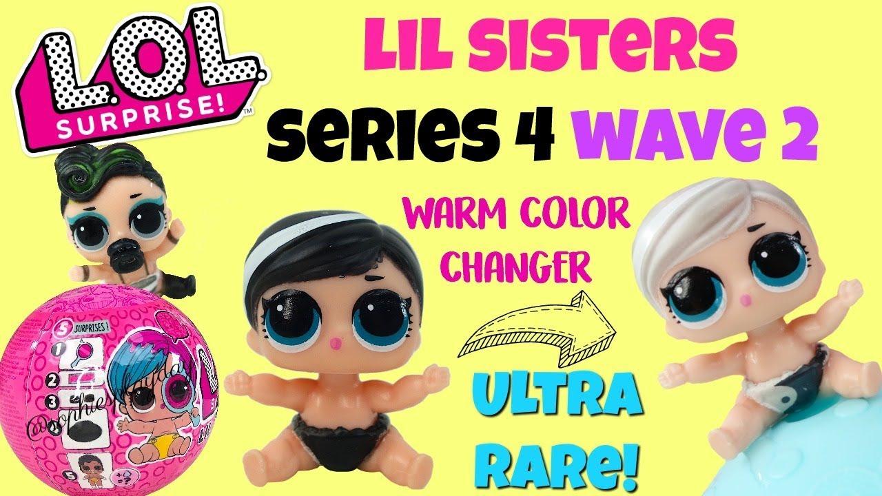 •eye Spy • Lol • ?-042 • Nuova •ultra Rara ♥️???????? •lil Yin B.b Surprise L.o.l