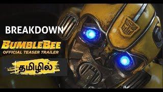 Transformers Bumblebee (2018) Trailer BREAKDOWN IN TAMIL |தமிழில்