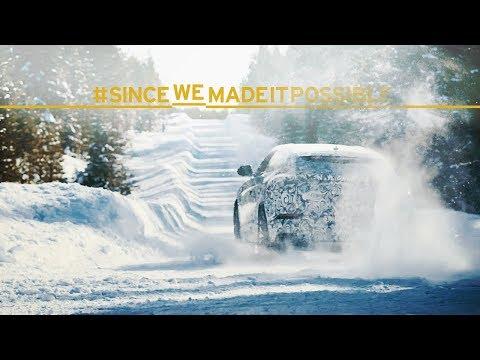 Lamborghini Urus: Neve Driving Mode