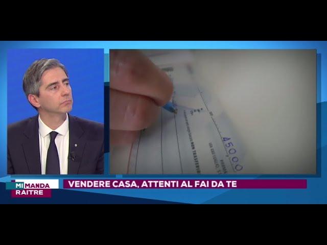 Mi manda Rai 3: Intervista a Gian Battista Baccarini, Presidente FIAIP