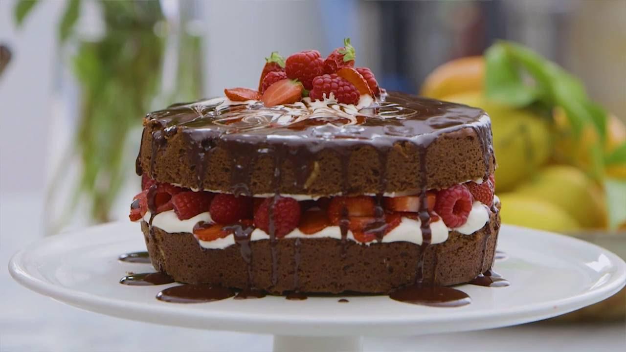 Jamie Oliver Spring Form Cake Whisk Tester Palette Knife Video