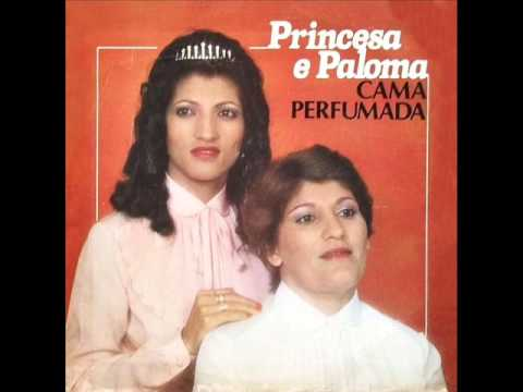Princesa & Paloma - Objeto Jogado