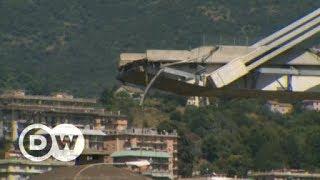 Italy bridge collapse: Blame game intensifies | DW English