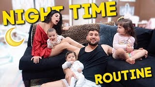 THE BRAMFAM NIGHT TIME ROUTINE!