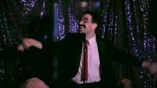 """Lydia the Tattooed Lady"": Noah Diamond as Groucho Marx at The Salon"