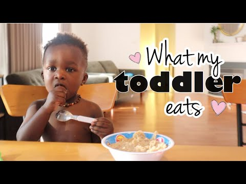b2aa1bd563 WHAT My TODDLER EATS In A Day || Our GO-TO Meals ♡ YOUNG MUM EDITION