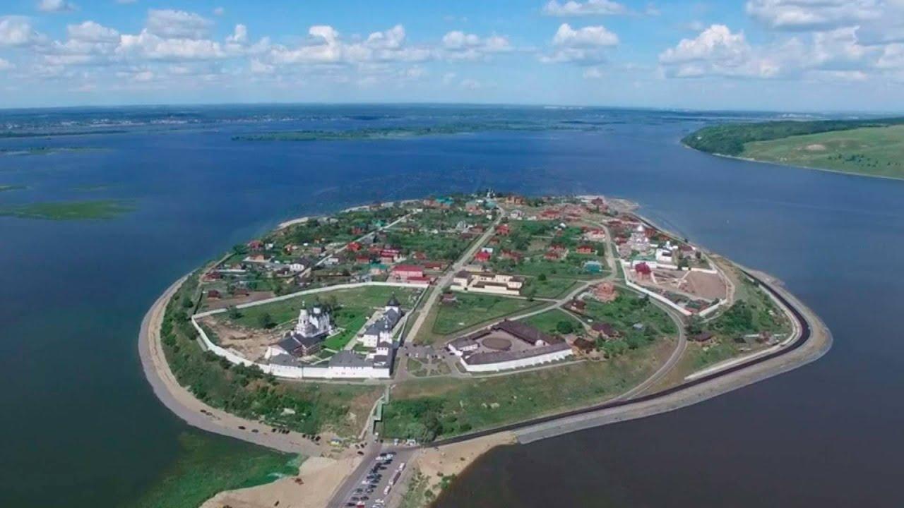 остров свияжск фото