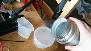 Cryocooler based air liquefier