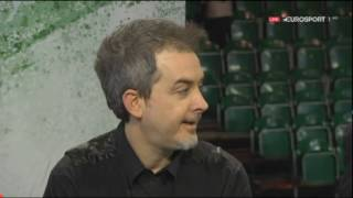 anthony hamilton post match interview 2016 northern ireland open qf