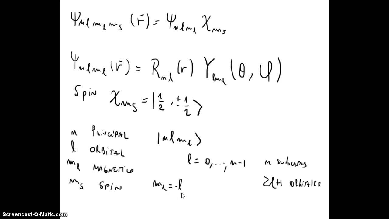 169 introduccin a la mecnica cuntica tabla peridica y nmeros 169 introduccin a la mecnica cuntica tabla peridica y nmeros cunticos urtaz Images