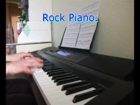 Casio WK-500 Piano Demo Bach Praeludium I