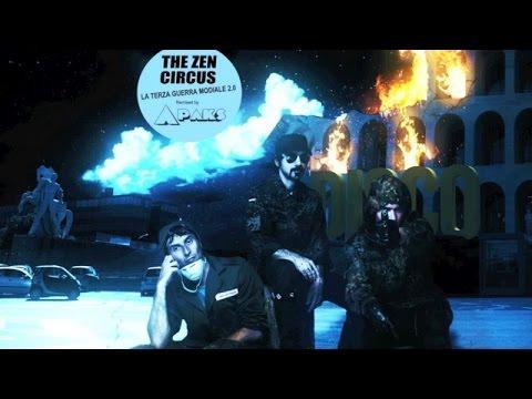 Apaks - La terza guerra mondiale 2.0 (The Zen Circus Remix)