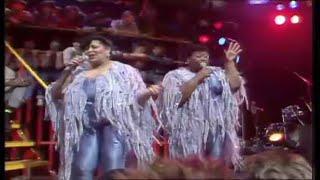 Скачать The Weather Girls It S Raining Men 1984 UKTV Interview