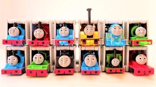 Thomas & Friends Transform Thomas きかんしゃトーマス へんしんトーマス