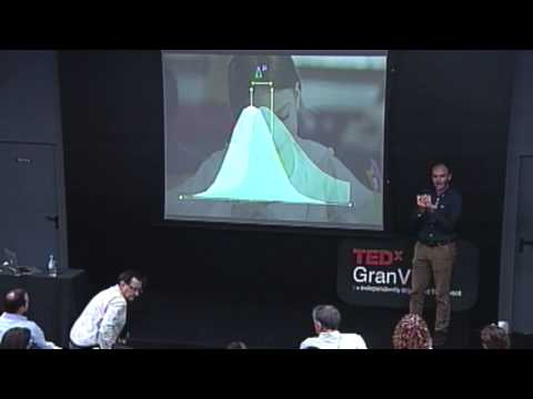 Innovación en el aprendizaje de las matemáticas | Daniel González de Vega | TEDxGranViaED