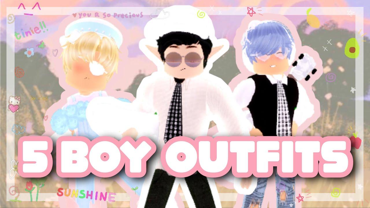 5 Boy Outfits Royale High Lookbook Youtube Halloween outfit ideas in royale high! 5 boy outfits royale high lookbook