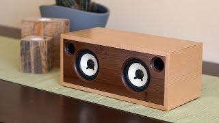 🔊 DIY Bluetooth speaker 🎶