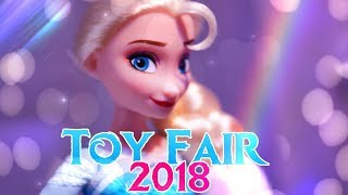 Toy Fair 2018: HASBRO Disney Princesses | Frozen | Moana | Mulan | Rapunzel & More