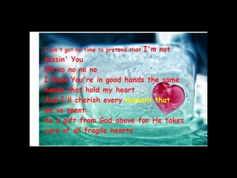 Yolanda Adams - Fragile Heart (lyrics video)