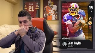 I COMPLETED MUT MASTER SEAN TAYLOR!