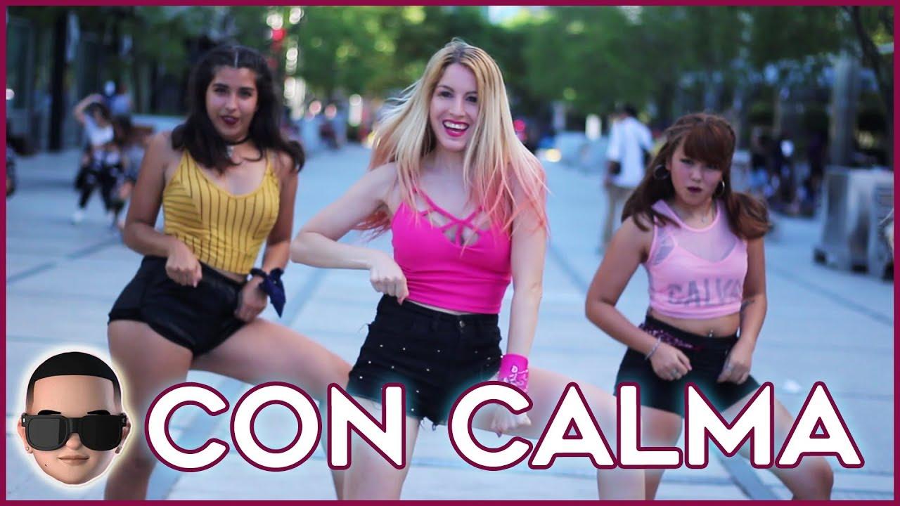 Daddy Yankee Snow Con Calma Coreografia A Bailar Con Maga Youtube