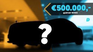 JOB wilt hier NIET in rijden (ROLLS ROYCE DAWN €500.000,-) | Daily Driver | DAY1