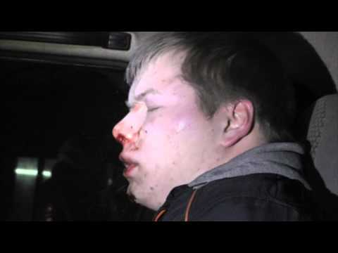 1) Погоня пьяный