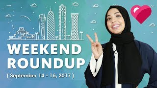 Top Events in Qatar This Weekend (September 14 – 16)