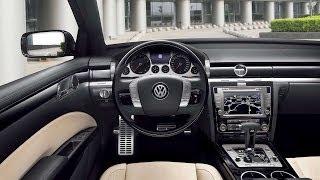 #895. Volkswagen Phaeton W12 Long Wheelbase 2010 (лучшие фото)