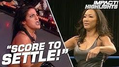 Gail Kim Puts Tessa Blanchard IN CHECK | IMPACT! Highlights Mar 15, 2019