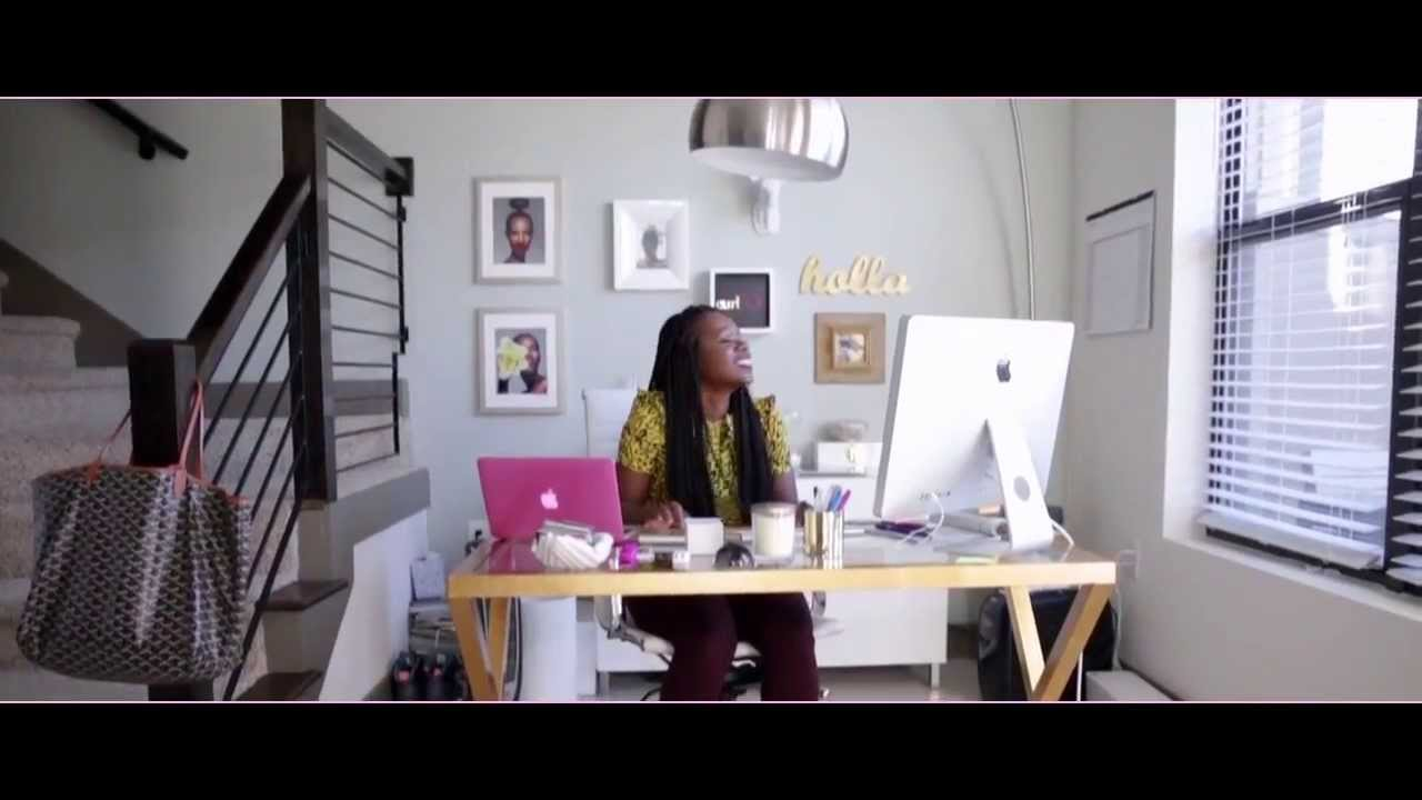 curlbox tv epi 2 home decor with myleik why your space curlbox tv epi 2 home decor with myleik why your space dictates your living