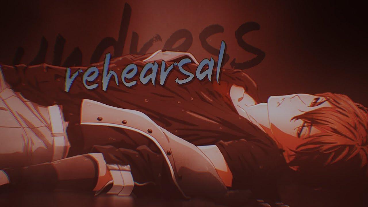 「革命」undress rehearsal || idols