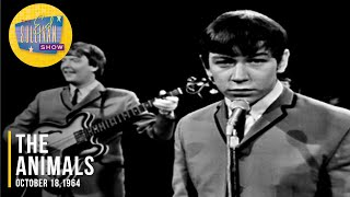 "The Animals ""House Of The Rising Sun"" on The Ed Sullivan Show"