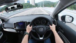 2020 Honda City 1.5L V   Day Time POV Test Drive