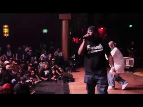 Sean Price - Onion Head Live performance at Yost Theater 2014 (R.I.P Sean P)