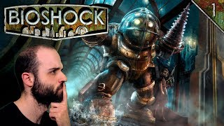 PRIMER CONTACTO | BIOSHOCK Gameplay Español