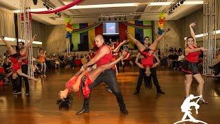 Baixar Baila Mundo - Sertanejo - Os mágicos (Amigos da Dança: Espetáculo Circo)